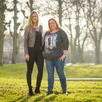 """Bianca Küchler en Patricia Streng: """"Het had zoveel impact dat we er wel over moesten praten"""""""